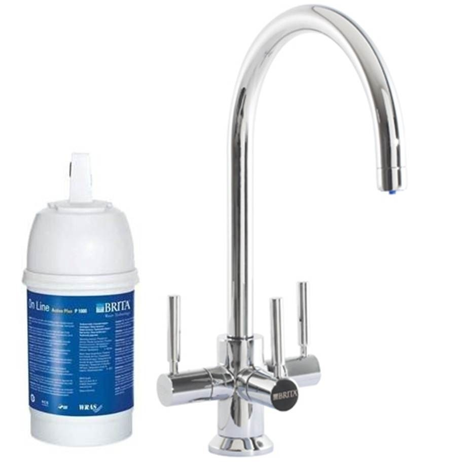 Faucet water filter for kitchen sink brita for kitchen - Brita Filtered Water