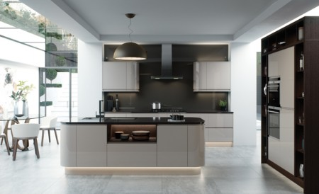 Matte & Gloss Kitchens