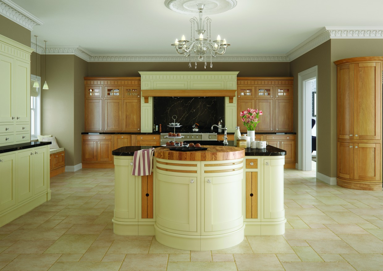 Montreal kitchen solutions kilkenny for Kitchen design montreal