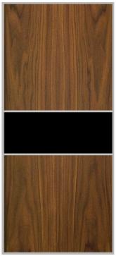 3 panels 2 large 1 small