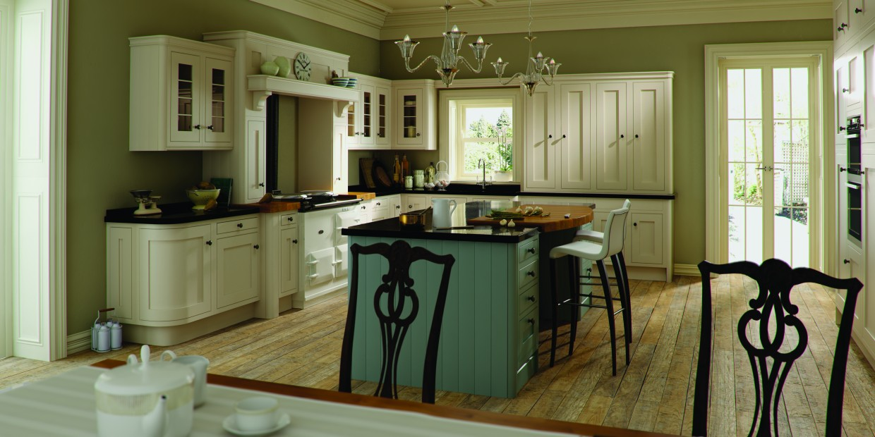 kitchen design kilkenny iona oak inframe ballroom blue and white cotton 637