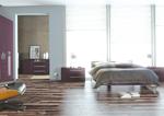 Ultra Gloss Plum Bedroom