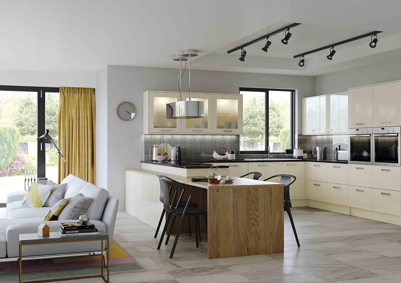 Matte & Gloss Kitchens
